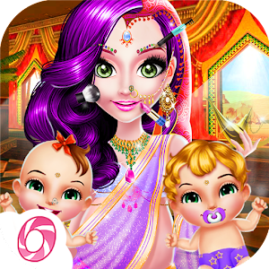 Indian Mommy Salon for PC and MAC