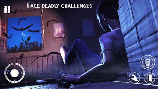 Emily's Quest - Granny Horror House Creepy Game apkdebit screenshots 8