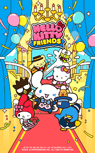 Hello Kitty Friends – Tap & Pop, Adorable Puzzles 17