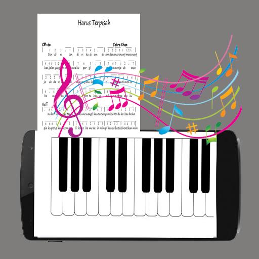 Belajar Notasi Angka Piano PRO