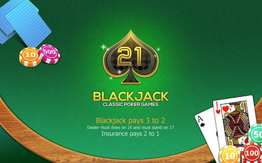 玩免費博奕APP|下載Black Jack Free Game - 21 app不用錢|硬是要APP
