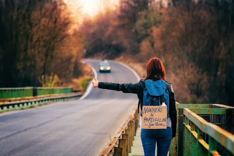 Nowhere in particular (just travel) di Barbara Surimi