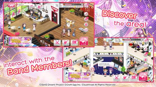 BanG Dream! Girls Band Party! modavailable screenshots 6