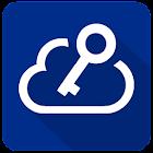 Gestión de contraseñas - Password Cloud icon