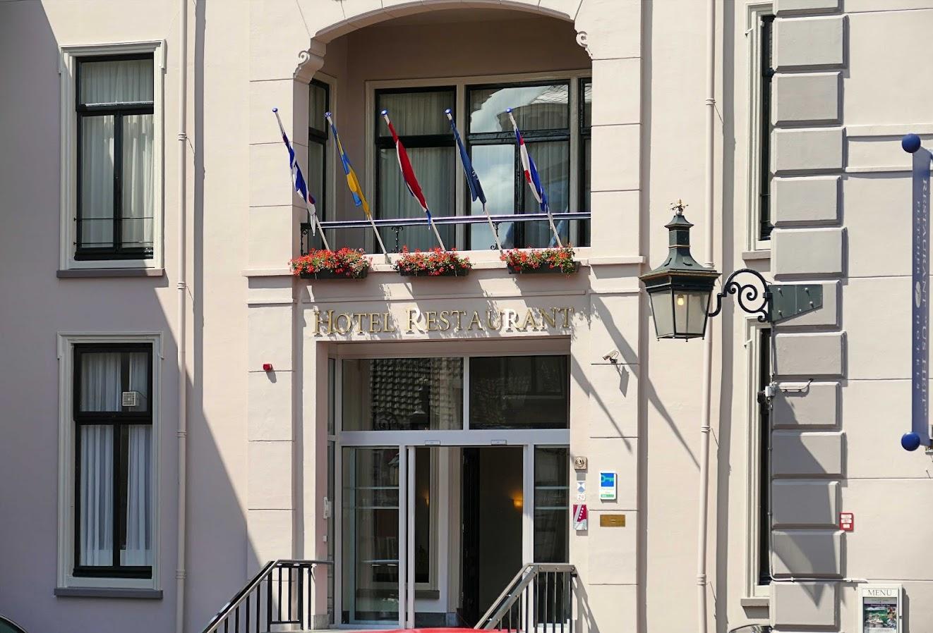 Aangeboden door: Stichting Microtoerisme InZicht Fotoblog Leeuwarden Stadhouderlijk hof hotel restaurant