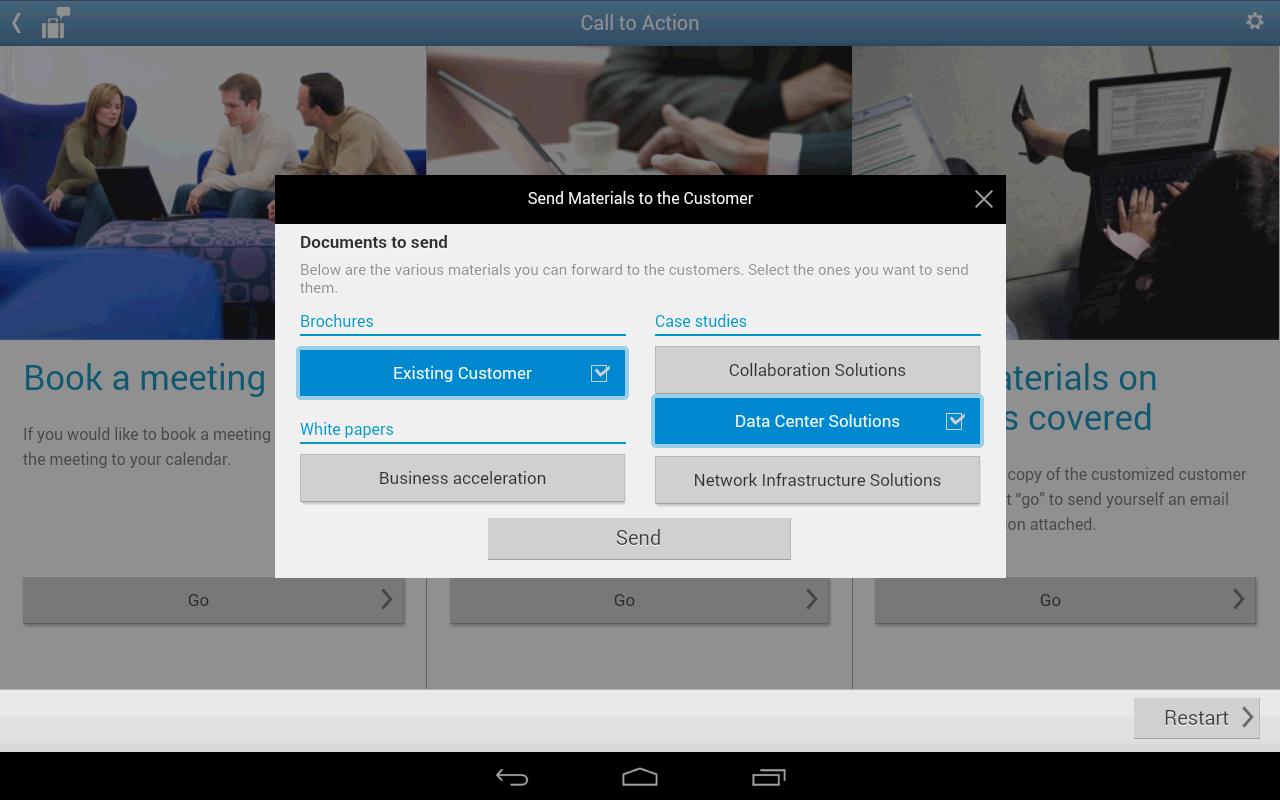 Customer Conversations Guide- screenshot