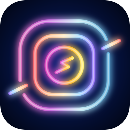 Neon Video Maker Apps On Google Play