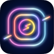 challa NEON: Create Your NEON, Filter, Text