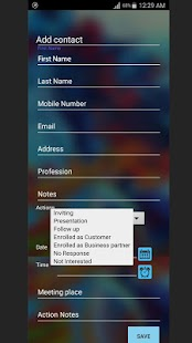 Business Prospect Manager- screenshot thumbnail