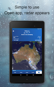 AUS Rain Radar - Bom Radar screenshot 8