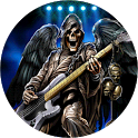 Black Rock Live Wallpaper icon
