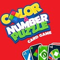Play with Color & Number Puzzle - Card Game icon