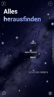 Star Walk 2 - Nachthimmel Live Screenshot