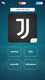 Football Quiz – Guess players, clubs, leagues 2