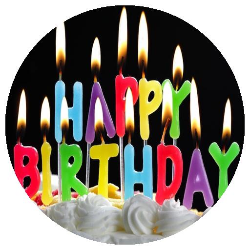 Happy Birthday Wishes Images 生活 LOGO-玩APPs