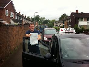 Photo: cwmbran driving school Lewis