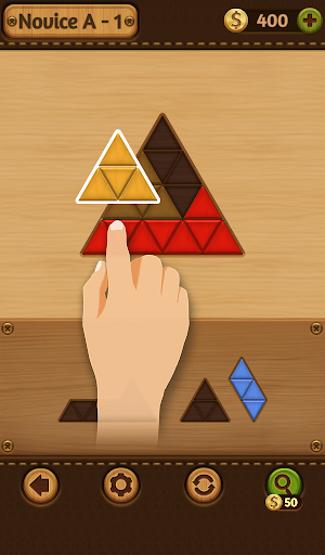 Block Puzzle Games: Wood Collection cheat screenshots 1