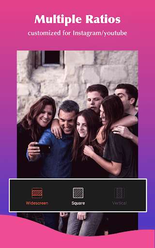 Video Editor & Free Video Maker Filmix with Music 2.3.1 screenshots 8