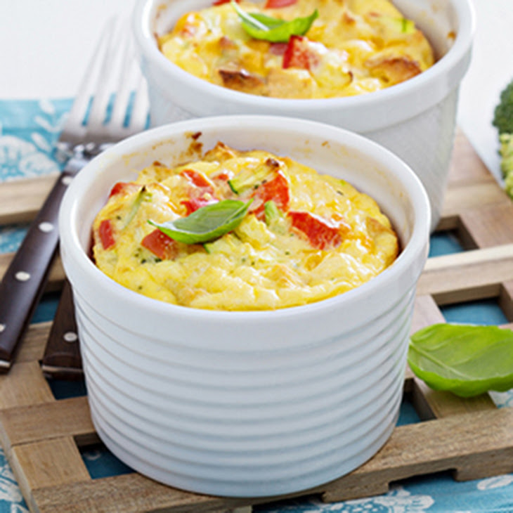 Baby Frittatas On President's Day Recipe — Dishmaps