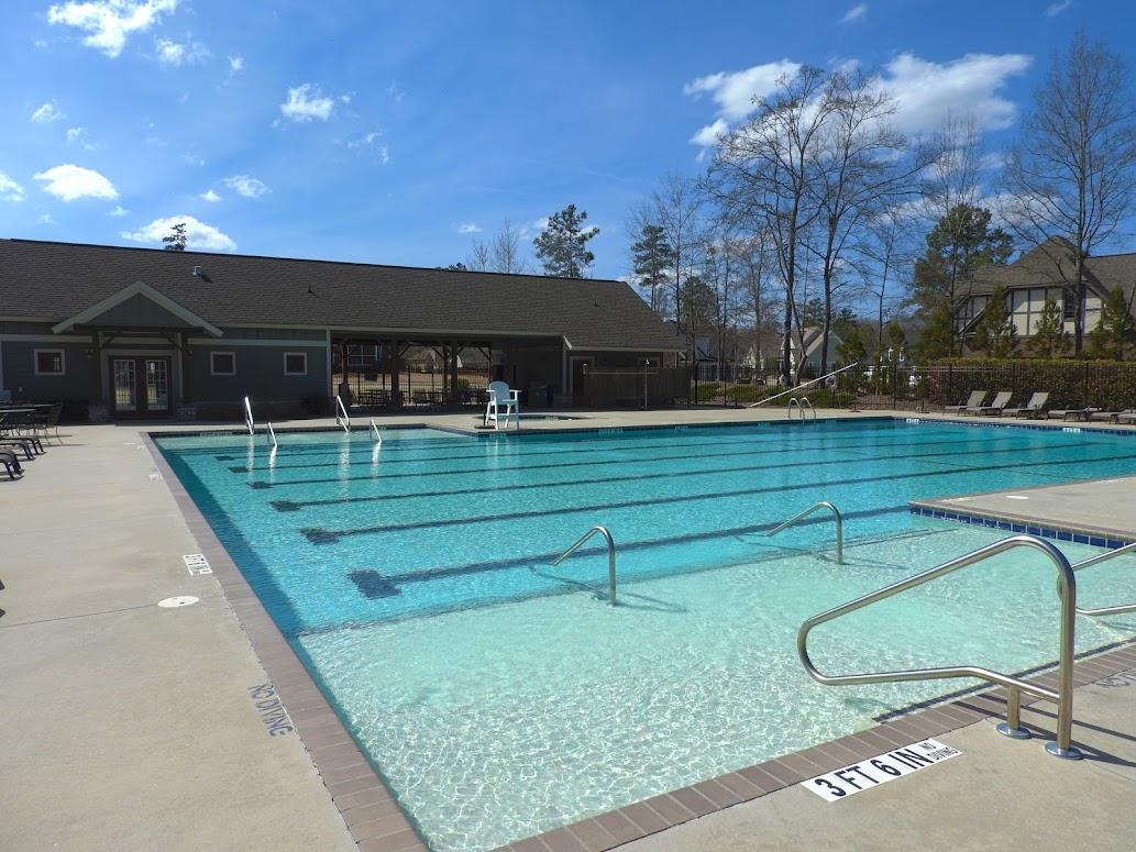 Bartram Trail Subdivision Community Pool