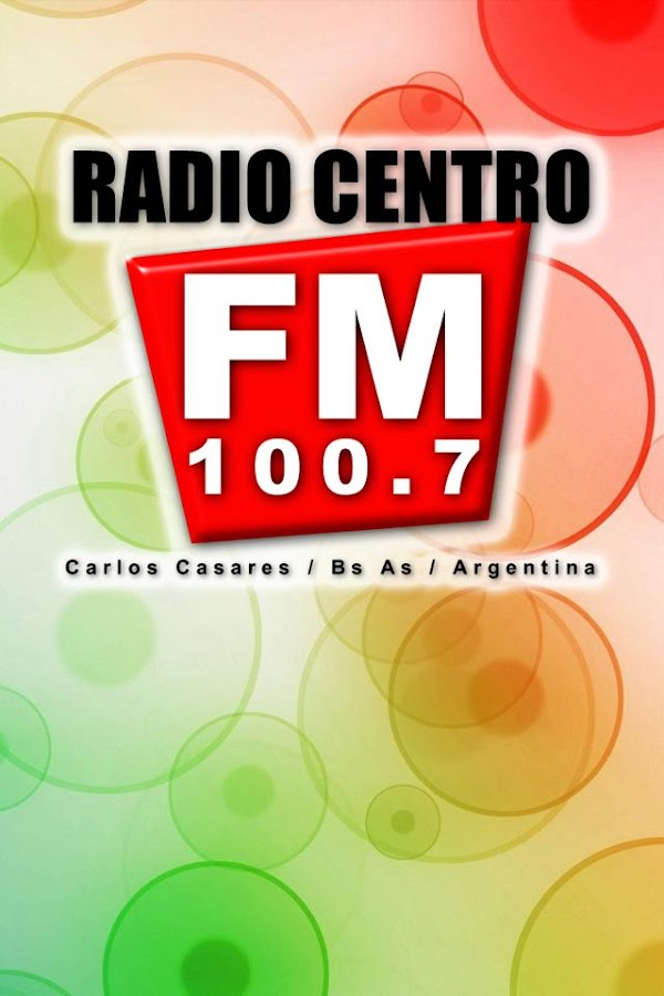 FM Centro 100.7- screenshot
