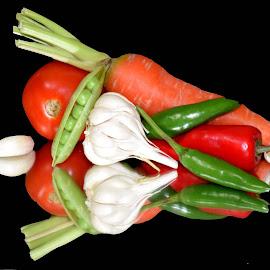 RED N WHITE by SANGEETA MENA  - Food & Drink Ingredients