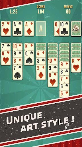 Solitaire Fun Card Game screenshot 3