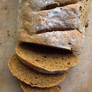 Homemade Molasses Rye Bread