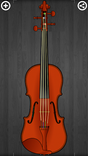 Violin Music Simulator 1.06 screenshots 1