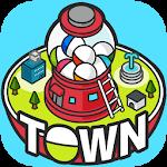 カプセルタウン -眺めて育てて街づくり icon
