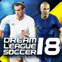Dream League Soccer 2018 5.064 APK+DATA MOD