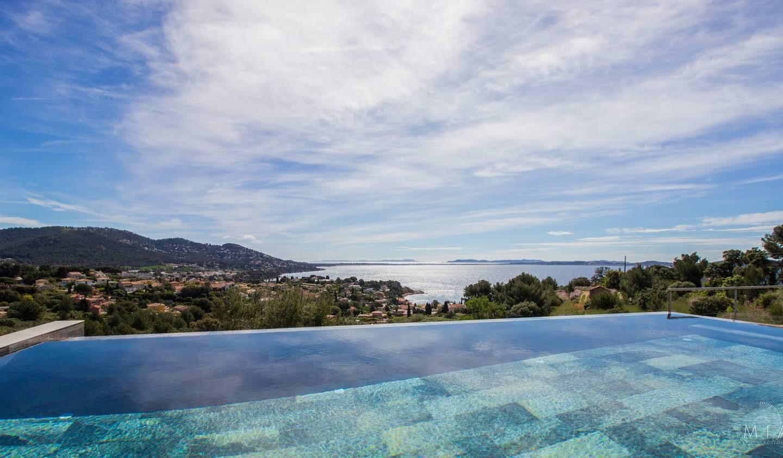 Villa avec piscine et jardin Carqueiranne