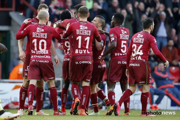 Les supporters de Zulte Waregem ont élu leur joueur de l'année