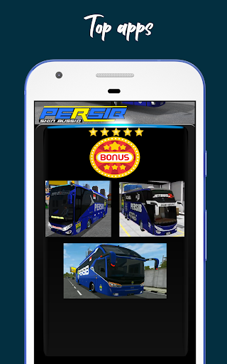 Mod Bussid Bola 1.1 screenshots 2