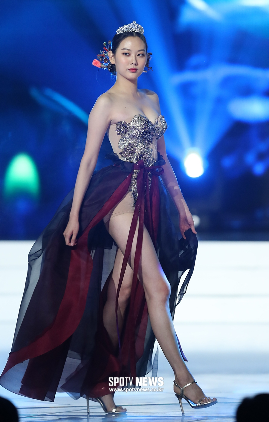 miss korea sexy hanbok 2019 2