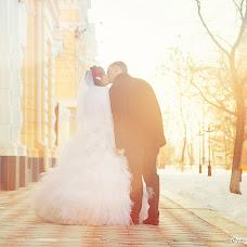 Wedding photographer Anastasiya Vdovina (kolibri77707). Photo of 12.03.2014
