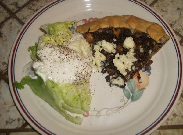 Hamburger Tart Recipe