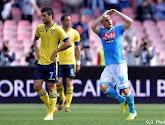 Le but de Mertens en Coupe d'Italie