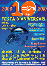 Photo: festa d'aniversari 10 anys de PDE