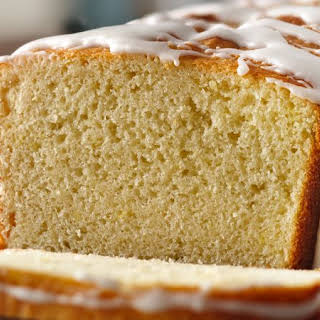 Bisquick™ Lemon Pound Cake.