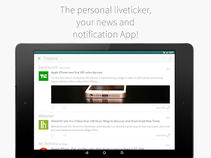 tickers - The Notification App- screenshot thumbnail
