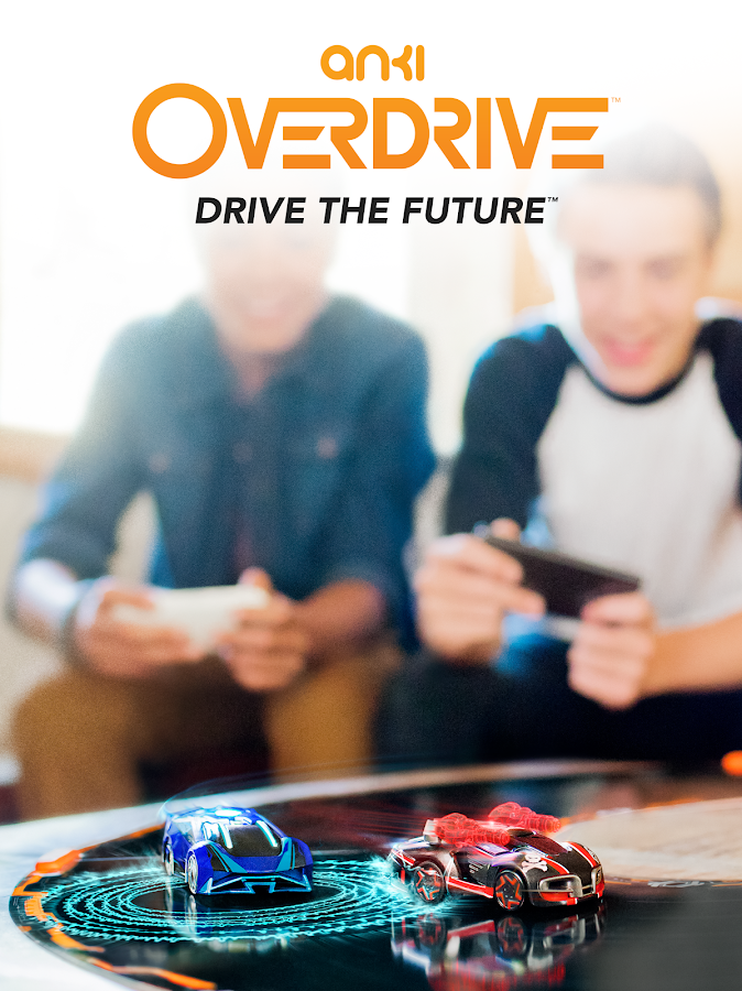 Anki OVERDRIVE- screenshot