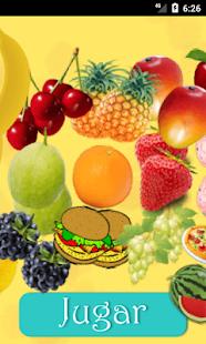 Atrapa Frutas Free - náhled