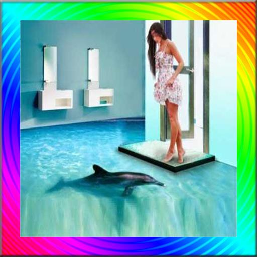 3D Unique Floor Design