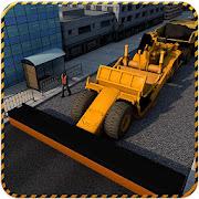 Modern City Road Construction 2018- Road Builder APK for Bluestacks