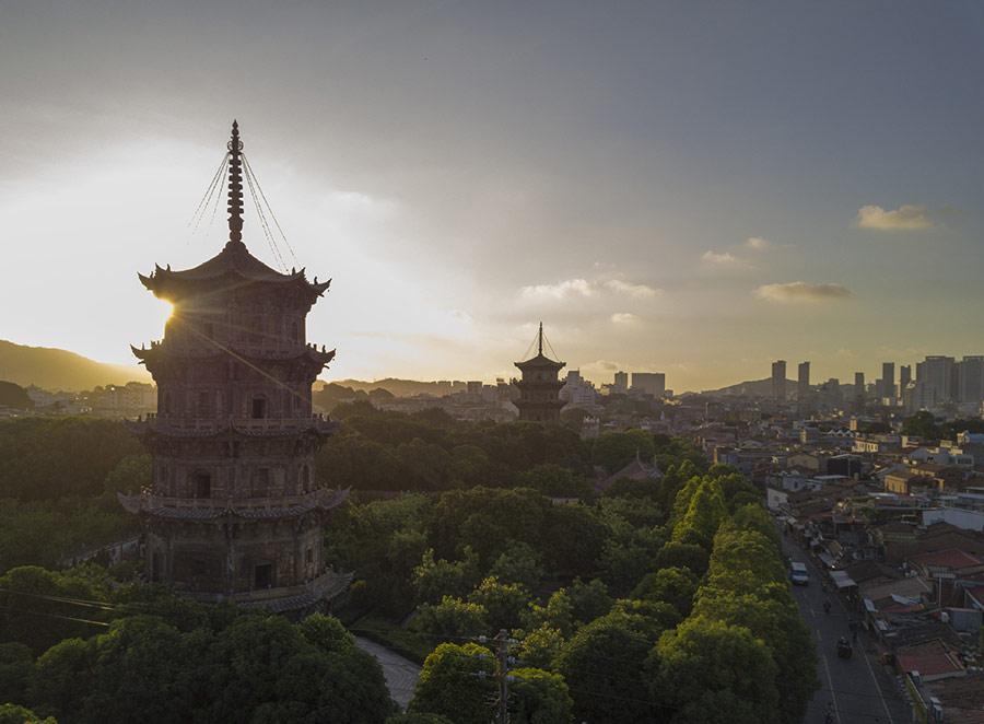 Nhìn ngắm vẻ đẹp của Tuyền Châu - Di sản thế giới vừa được UNESCO công nhận