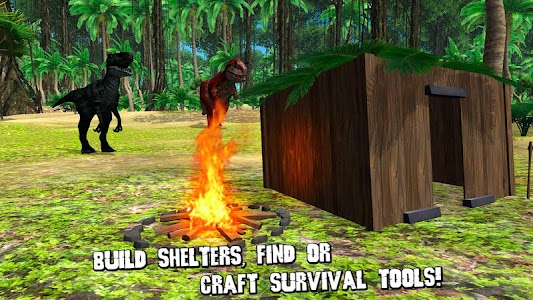 Lost World Survival Simulator screenshot 2