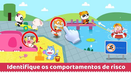 Segurança para Crianças do Bebê Panda screenshot 11