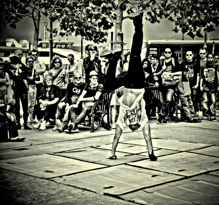 Street dancer di alessandrocastellani