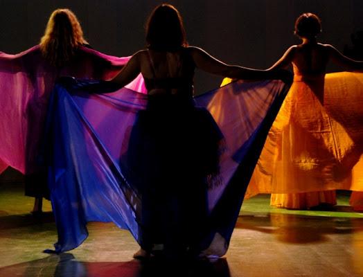 Danza Del Ventre. Mistero. di samuela